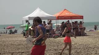 6 juliol - Tennis platja (Beach Tennis) - World Sports Games Tortosa - Terres de l'Ebre 2019