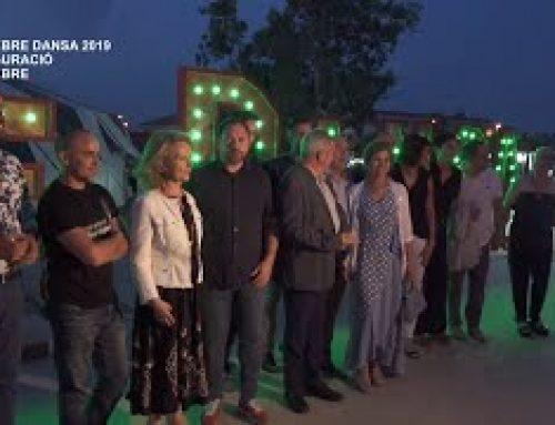 Deltebre Dansa 2019:  Inauguració