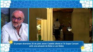 Restaurant les Moles: sopar-espectacle