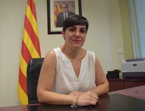 Neus Sanromà, nova presidenta del consell de la Terra Alta