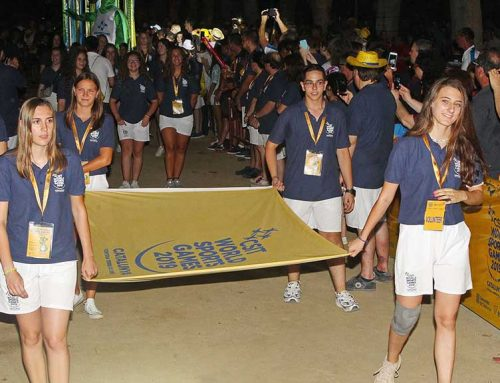 "Els voluntaris, l""alma mater' dels World Sports Games"