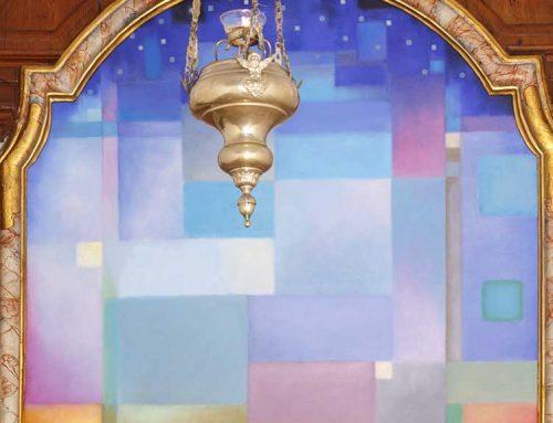Divendres es presneta la intervenció artística de Miquel Paton a la capella dels Prats d'Alcanar