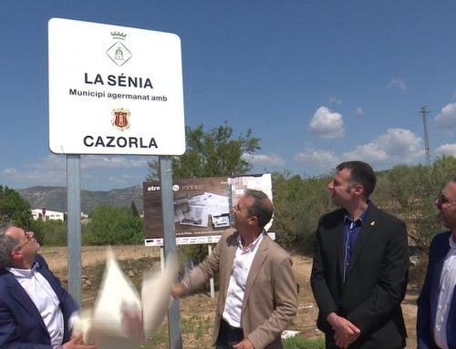 La Sénia s'agermana amb el municipi jaenés de Cazorla