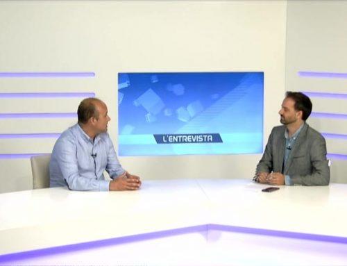 Entrevista a Carles Luz, alcalde de Gandesa