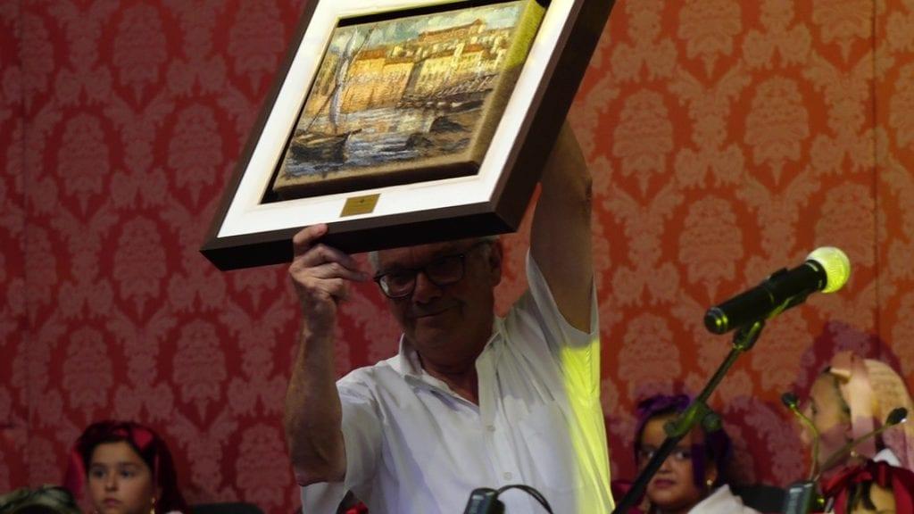 Manolo Cardona, pregoner de les Festes de la Cinta de Tortosa 2019