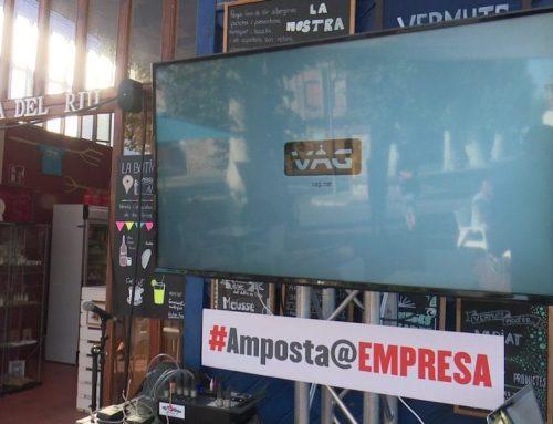 Video Art Game Experience, les diverses disciplines dels videojocs, a Amposta