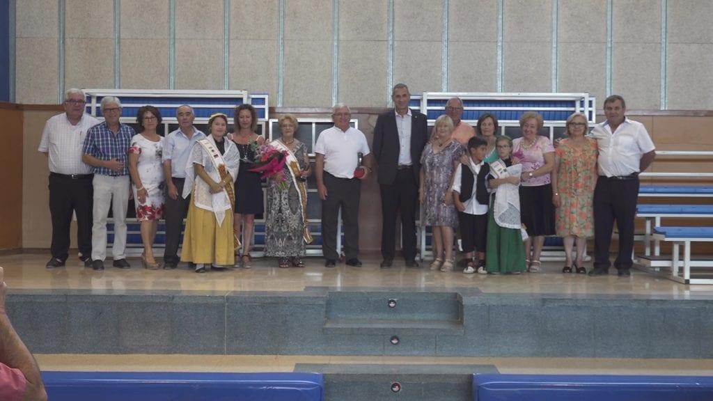Dia de la gent gran i el jubilat a l'Aldea