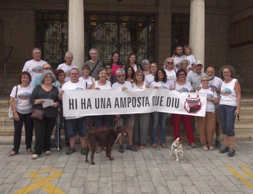 """""""Tots Som Poble"""", la nova associació que vol reduïr els actes taurins a Amposta"""