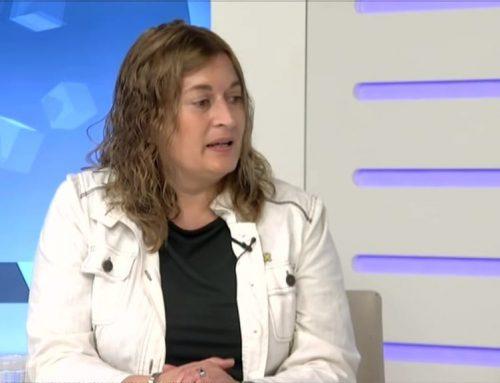 """Montse Perelló: """"Ens plantarem de manera ferma per evitar l'ampliació de l'abocador de Tivissa"""""""