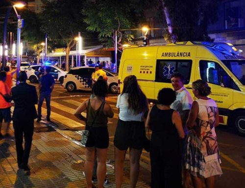 ATENCIÓ: Tres detinguts i un noi ferit arran d'una baralla a Salou
