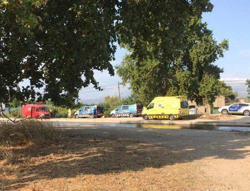 MÀXIMA ALERTA: Busquen una possible víctima al canal prop de Tortosa!