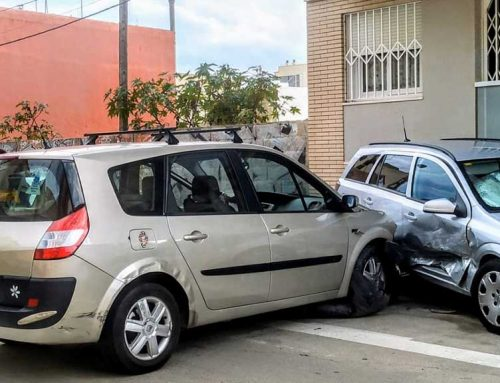 ATENCIÓ: Triple accident a Benicarló!