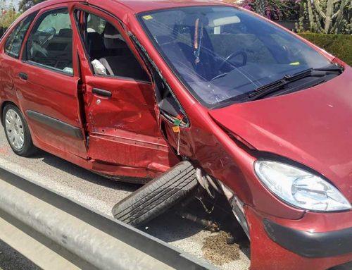 ATENCIÓ: Accident a la N-340 a l'altura de Benicarló