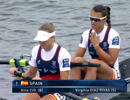 El Campionat del Món de rem, repte per Aina Cid, Pau i Xavi Vela
