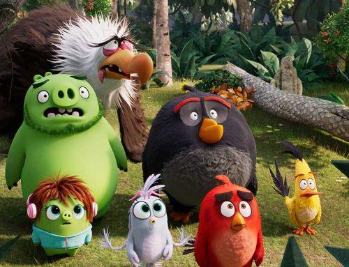Els ocells animats més coneguts de la cartellera tornen amb 'Angry Birds 2'