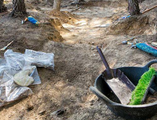 Set víctimes de la Guerra Civil identificats en l'obertura de fosses a la Terra Alta