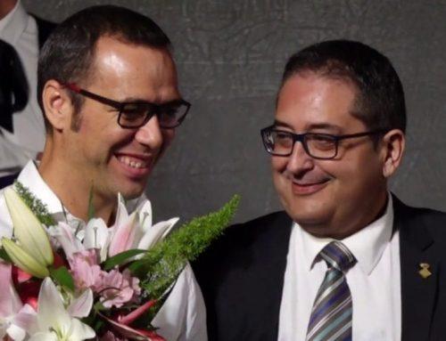 Móra d'Ebre celebra la presentació de les pubilles amb el cardiòleg morenc, Albert Duran, com a pregoner