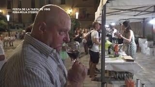 Festes Majors Riba-Roja d'Ebre: Festa del tasta vins