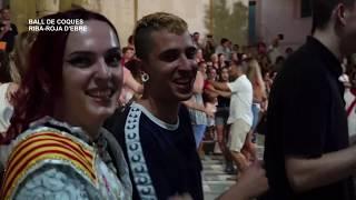 Festes Majors Riba-Roja d'Ebre: Ball de coques