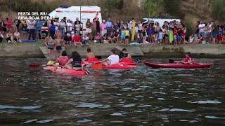 Festes Majors de Riba- Roja d'Ebre: Festa del Riu