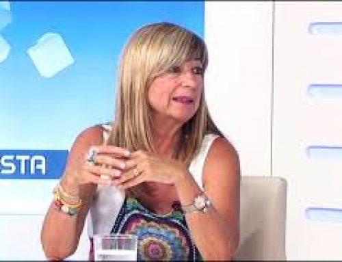 Entrevista a Gemma Carim, presidenta del Consell Comarcal de la Ribera d'Ebre