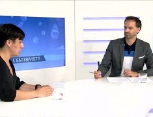 Entrevista a Neus Sanromà, presidenta del Consell Comarcal de la Terra Alta