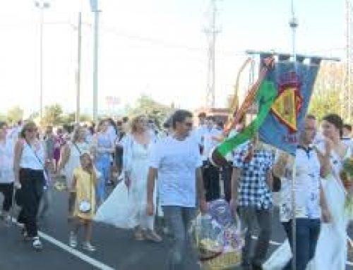 Festes Majors de l'Aldea: Ofrena