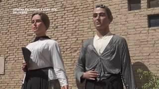 Festes Majors de Deltebre: Ofrena en honor al patró Sant Roc