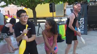 Festes Majors de La Palma d'Ebre: Circ de Jocs