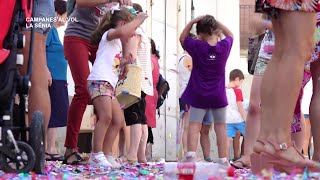 Festes Majors de La Sénia: Campanes al vol