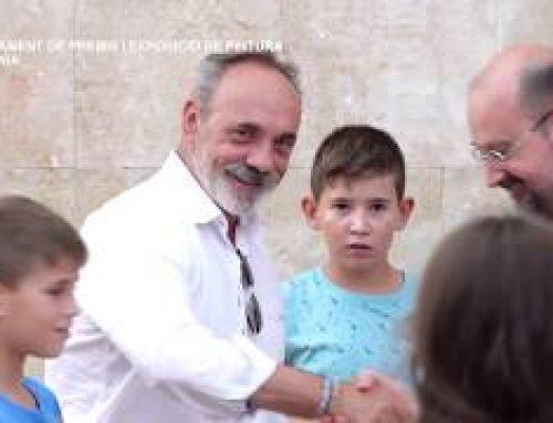 Festes Majors La Sénia: Lliurament de premis i obertura de l'exposició de Pintura Ràpida
