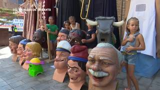 Festes Majors d'Amposta: 31a trobada de gegants