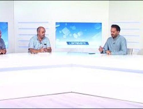 Entrevista a Josep Lluís Cardona i Damià Rodríguez, de les cooperatives d'oli