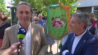 Festes Majors La Sénia: Acte d'agermanament amb Cazorla