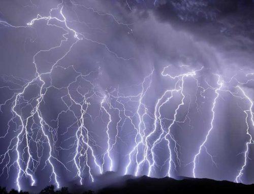 ATENCIÓ: Precaució per les previsions de pluges i tempestes al territori