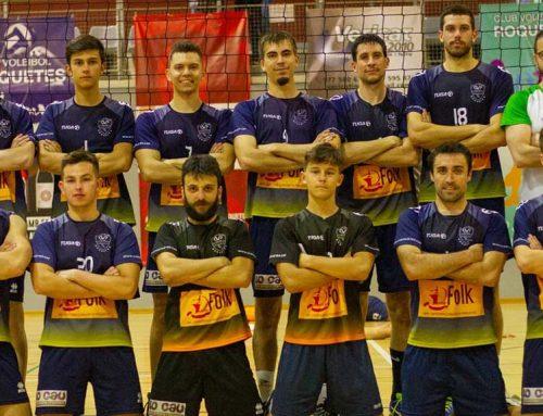 El Club Volei Roquetes competirà a Primera Nacional la propera temporada