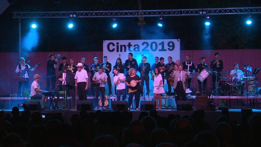 Concert de fi de festes de la Cinta DO Terres de l'Ebre.