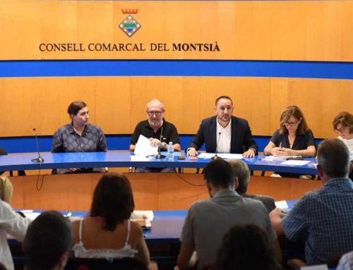 Joan Alginet és elegit president del COPATE