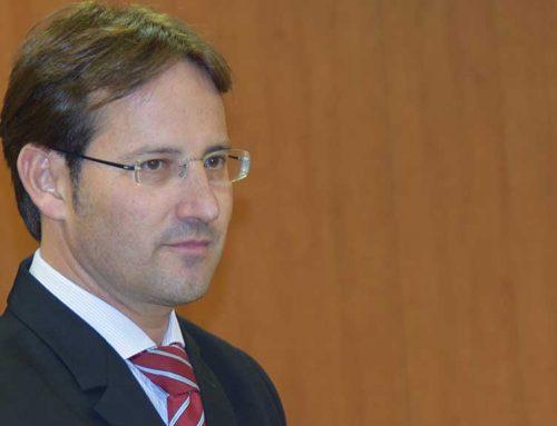 Rubén Miquel Biarnés Renedo, nou regidor de l'Ajuntament de Móra d'Ebre