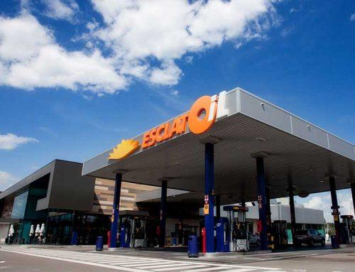 EsclatOil ja disposa d'una xarxa de 50 benzineres