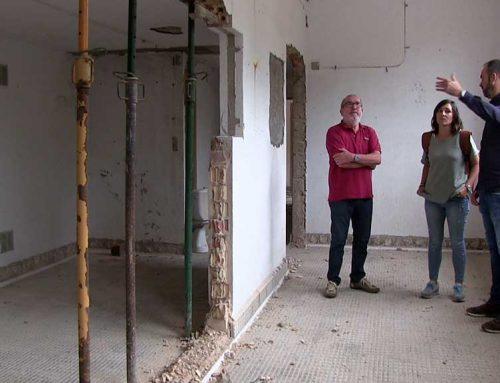 Iniciada la segona fase de les obres de la zona esportiva de Roquetes