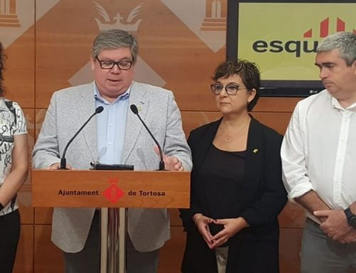 ERC-Tortosa Sí reclama al govern que faci complir el contracte de recollida de residus i neteja