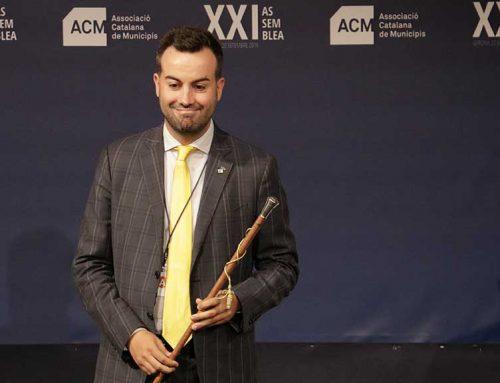L'alcalde de Deltebre, Lluís Soler, és elegit president de l'Associació Catalana de Municipis