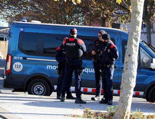 """Els Mossos només utilitzaran el gas pebre de manera """"molt excepcional"""" i davant """"grups violents"""""""
