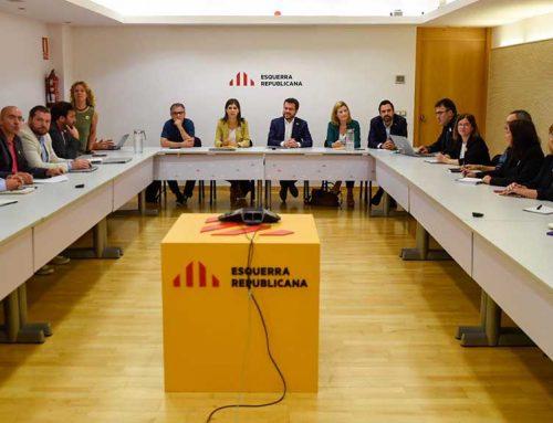 Sus Martí i Lluís Salvadó continuen a l'executiva nacional d'ERC