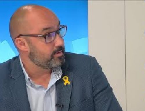 Entrevista a Albert Salvadó, director de l'Idecé