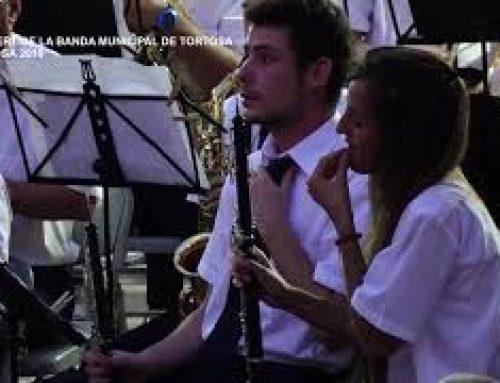 Festes de la Cinta Concert de la Banda Municipal de Tortosa