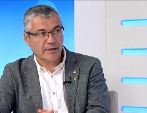 Entrevista a Oriol Amorós, secretari d'Igualtat, Migració i Ciutadania