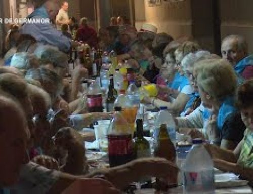 Festes Majors Bítem: Sopar de Germanor