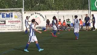 Olimpic-l'Ametlla (1-0) PARTIT INTEGRE